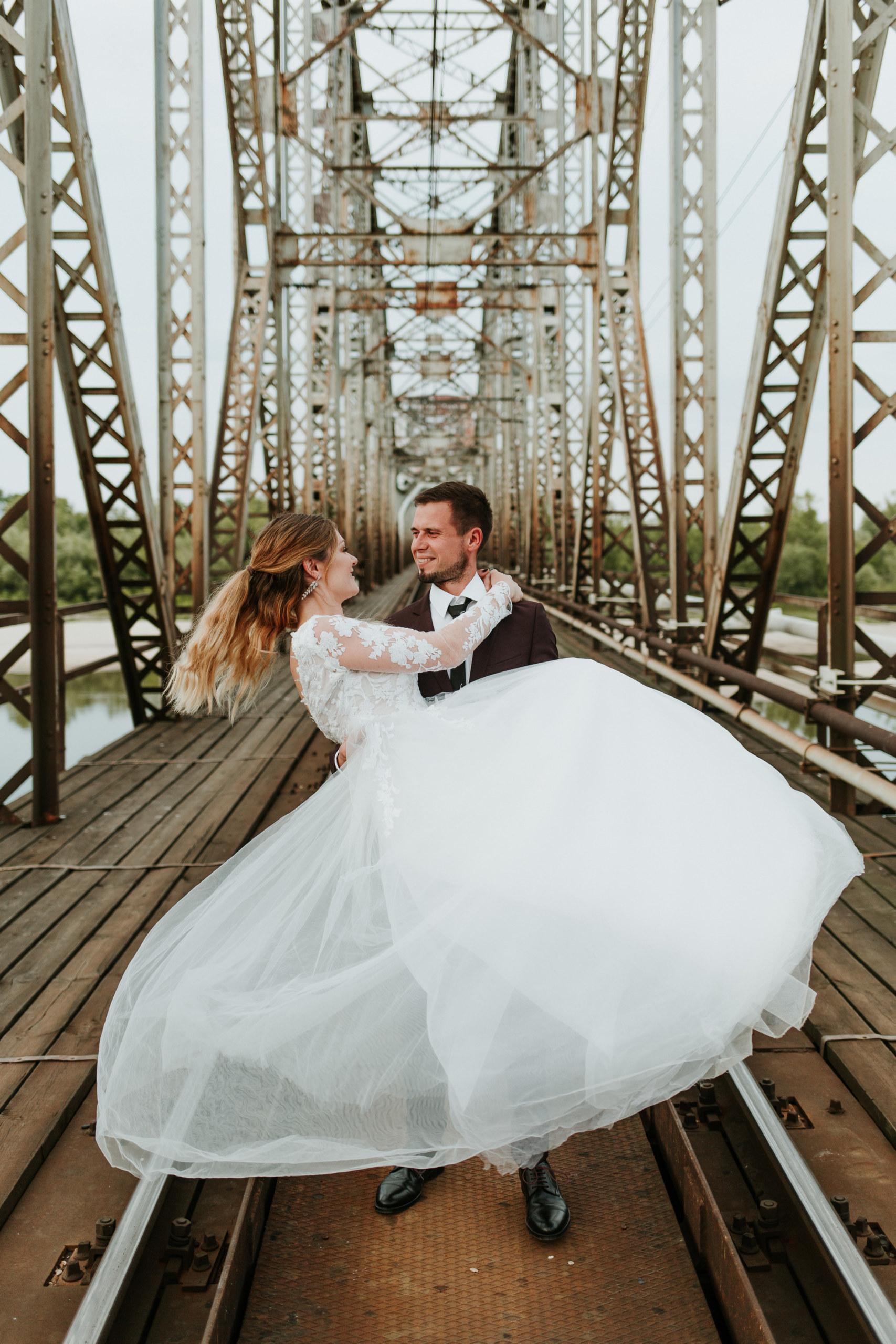 Plener ślubny, Góra Kalwaria