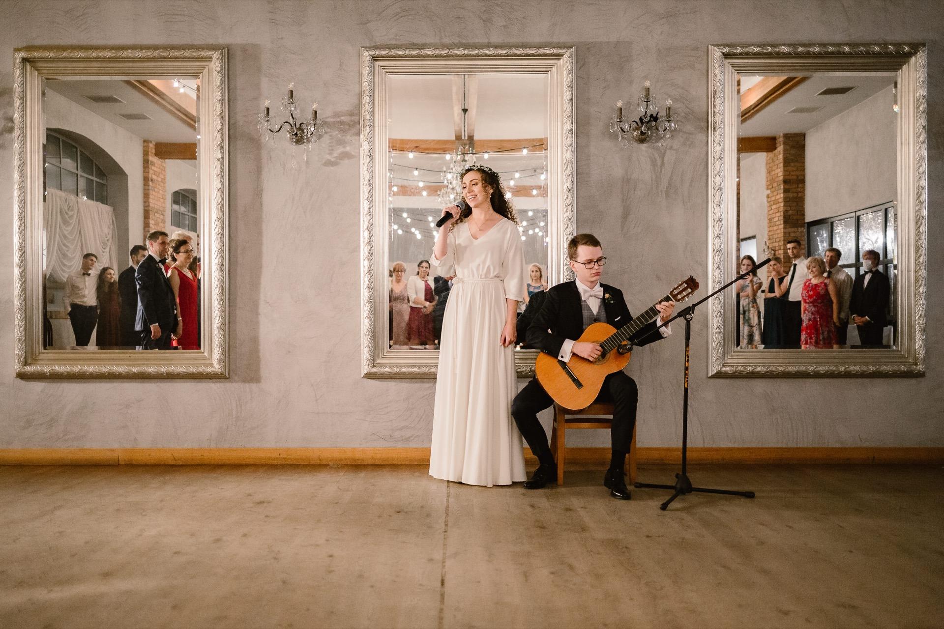 Fotograf ślubny, sala weselna Młodzikowo